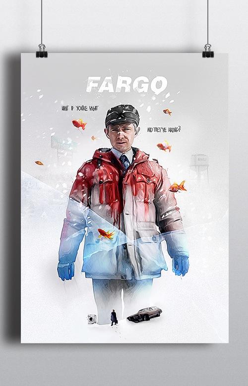 Image of Fargo Poster Print