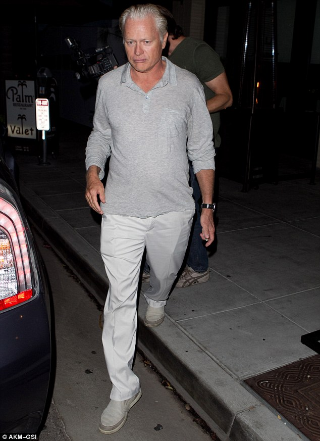French cat:Her husband of two decades - who is believed to have been Lisa's date when she attended the August nuptials of Jennifer Aniston and Justin Theroux in Bel Air - wore head-to-toe grey. He had on a collared long-sleeved shirt with buttons at the top with fitted slacks and laceless sneakers