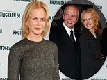 """LONDON, ENGLAND - SEPTEMBER 07:  Nicole Kidman poses at a photocall for the Michael Grandage Company's production of """"Photograph 51"""" at the Noel Coward Theatre on September 7, 2015 in London, England.  (Photo by David M. Benett/Dave Benett/Getty Images)"""