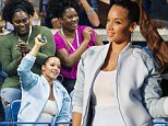 NEW YORK, NY - SEPTEMBER 6: Dascha Polanco attends day seven of the 2015 US Open at USTA Billie Jean King National Tennis Center on September 6, 2015 in the Flushing neighborhood of the Queens borough of New York City. (Photo by Jean Catuffe/GC Images)