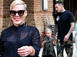 Mandatory Credit: Photo by ACE Pictures/REX Shutterstock (5052950b)\n Pink\n Pink out and about, New York, America - 08 Sep 2015\n Pink seen out and about on her birthday\n
