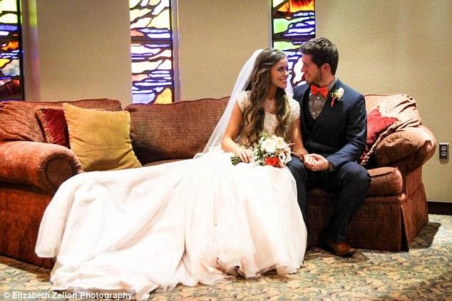 Memories:Jessa Duggar has shared 100 new photos from her 2014 wedding to Ben Seewald