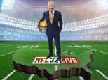 Sky Sports presenter Jim White will hold court for Sky Sports in New York while they visit the team