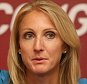 IAAF Ambassador Paula Radcliffe speaks during a 49th IAAF Congress press conference at the Crowne Plaza on August 7, 2013 in Moscow, Russia.    MOSCOW, RUSSIA - AUGUST 07:   (Photo by Christian Petersen/Getty Images)