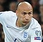 European Qualifier. England v Switzerland 08/09/15: Picture Kevin Quigley/solo syndication  Shelvey has a shot
