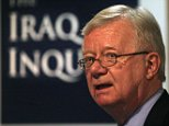 File photo dated 21/10/09 of Sir John Chilcot, as reports suggest that the long-awaited Chilcot report will share the blame for Britain's role in the Iraq War among a wider circle of ministers and officials than had been expected. PRESS ASSOCIATION Photo. Issue date: Wednesday August 26, 2015. The Guardian said the inquiry, led by Sir John Chilcot, would criticise senior figures beyond Tony Blair and the former prime minister's closest advisers. See PA story POLITICS Chilcot. Photo credit should read: David Cheskin/PA Wire