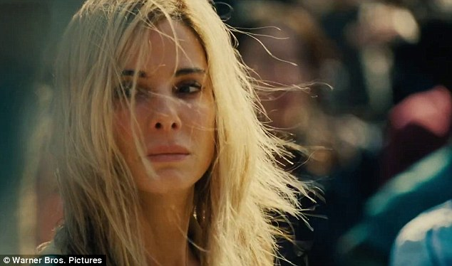 New movie: Sandra Bullock is the star of the new trailer for her upcoming political dramedy, Our Brand Is Crisis