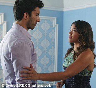 Moving forward: The star says her show Jane The Virgin is not simple just a 'Latino show' its about being who you are