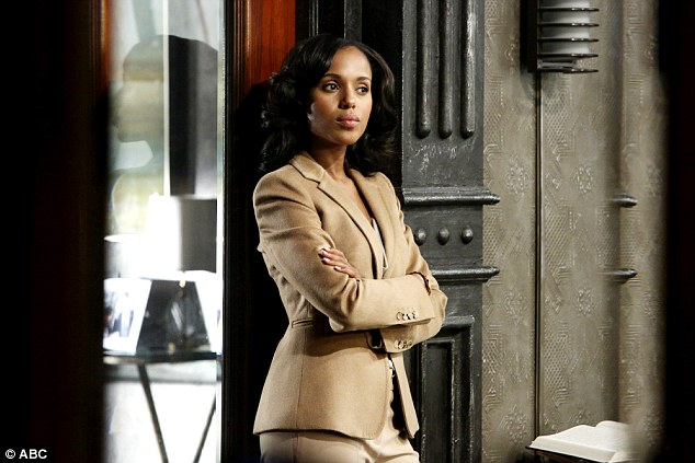 Role: She stars as Olivia Pope  in Scandal