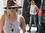 Rita Ora seen arriving at ABC studios for Jimmy Kimmel Live\nFeaturing: Rita Ora\nWhere: Los Angeles, California, United States\nWhen: 08 Sep 2015\nCredit: Michael Wright/WENN.com