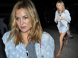 Mandatory Credit: Photo by Startraks Photo/REX Shutterstock (5052992b)  Kate Hudson  Kate Hudson out and about, New York, America - 08 Sep 2015  Kate Hudson spotted in TriBeCa