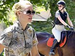 Picture Shows: Iggy Azalea  September 07, 2015\n \n * Min Web / Online Fee £150 For Set *\n \n Australian rapper Iggy Azalea shows off her equestrian skills while horse riding in Los Angeles, California.\n \n * Min Web / Online Fee £150 For Set *\n \n Exclusive All Rounder\n UK RIGHTS ONLY\n FameFlynet UK © 2015\n Tel : +44 (0)20 3551 5049\n Email : info@fameflynet.uk.com