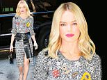 Kate Bosworth wears a sequin dress in NYC\n\nPictured: Kate Bosworth\nRef: SPL1120222  090915  \nPicture by: XactpiX/Splash\n\nSplash News and Pictures\nLos Angeles: 310-821-2666\nNew York: 212-619-2666\nLondon: 870-934-2666\nphotodesk@splashnews.com\n