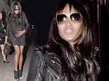 08.SEPTEMBER.2015 - LONDON - UK **EXCLUSIVE ALL ROUND PICTURES** BRITISH SUPERMODEL NAOMI CAMPBELL IS SPOTTED AT THE POPULAR CELEBRITY HAUNT THE C RESTAURANT IN CENTRAL LONDON BYLINE MUST READ : XPOSUREPHOTOS.COM ***UK CLIENTS - PICTURES CONTAINING CHILDREN PLEASE PIXELATE FACE PRIOR TO PUBLICATION*** UK CLIENTS MUST CALL PRIOR TO TV OR ONLINE USAGE PLEASE TELEPHONE 0208 344 2007