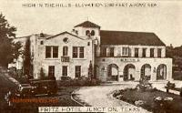 Fritz Hotel, Junction, Texas