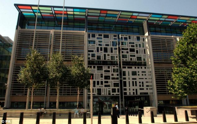 Missing in action: Staff at the Home Office have lost 1,105 security passes since May 2010