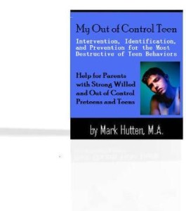 My Out Of Control Teen Review