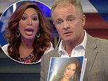 ****Ruckas Videograbs****  (01322) 861777\n*IMPORTANT* Please credit Channel 5 for this picture.\n09/09/15\nCelebrity Big Brother \nDay 14\nGrabs from the 9pm show\nOffice (UK): 01322 861777\nMobile (UK): 07742 164 106\n**IMPORTANT - PLEASE READ** The video grabs supplied by Ruckas Pictures always remain the copyright of the programme makers, we provide a service to purely capture and supply the images to the client, securing the copyright of the images will always remain the responsibility of the publisher at all times.\nStandard terms, conditions & minimum fees apply to our videograbs unless varied by agreement prior to publication.