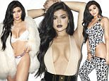 Kylie Jenner for Galore Shot by Terry Richardson