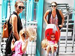Jessica Alba seen enjoying the day with her youngest daughter Haven Garner Warren at a local park in Downtown, Manhattan.\n\nPictured: Jessica Alba and Haven Garner Warren\nRef: SPL1120088  090915  \nPicture by: Jose Perez / Splash News\n\nSplash News and Pictures\nLos Angeles: 310-821-2666\nNew York: 212-619-2666\nLondon: 870-934-2666\nphotodesk@splashnews.com\n