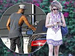 Picture Shows: GV, General Views  September 08, 2015\n \n 'Modern Family' actress Sarah Hyland stops by a tanning salon in Los Angeles, California. While Sarah was inside a man backed his Porsche into her Audi and left a note on the windshield. Unfortunately Sarah didn't even realize the damage or the note.\n \n Exclusive All Rounder\n UK RIGHTS ONLY\n FameFlynet UK © 2015\n Tel : +44 (0)20 3551 5049\n Email : info@fameflynet.uk.com