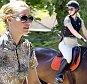 Picture Shows: Iggy Azalea  September 07, 2015\n \n * Min Web / Online Fee £150 For Set *\n \n Australian rapper Iggy Azalea shows off her equestrian skills while horse riding in Los Angeles, California.\n \n * Min Web / Online Fee £150 For Set *\n \n Exclusive All Rounder\n UK RIGHTS ONLY\n FameFlynet UK © 2015\n Tel : +44 (0)20 3551 5049\n Email : info@fameflynet.uk.com