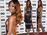 LONDON, ENGLAND - SEPTEMBER 08:  Jourdan Dunn attends the GQ Men Of The Year Awards at The Royal Opera House on September 8, 2015 in London, England.  (Photo by Gareth Cattermole/Getty Images)