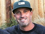 Shawn Dollar, famous surfer, has broken his neck in four places while riding waves in Cali on Monday.