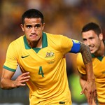 Cahill grabs Socceroos draw with South Africa