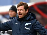 KHIMKI, RUSSIA - MARCH 22: Head coach Andre Villas-Boas of FC Zenit St. Petersburg gestures during the Russian Premier League match between FC Dinamo Moscow and FC Zenit St Petersburg at the Arena Khimki Stadium on March 22, 2015 in Khimki, Russia. (Photo by Epsilon/Getty Images)