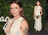 BEVERLY HILLS, CA - SEPTEMBER 09:  Ireland Baldwin arrives at Salvatore Ferragamo 100th Year Celebration In Hollywood Rodeo Drive Flagship Store Opening at Salvatore Ferragamo on September 9, 2015 in Beverly Hills, California.  (Photo by Jon Kopaloff/FilmMagic)