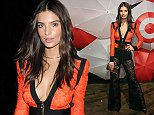 NEW YORK, NY - SEPTEMBER 09:  Emily Ratajkowski attends TargetStyle, in Vogue at Cedar Lake on September 9, 2015  in New York City.  (Photo by Neilson Barnard/Getty Images for Target)