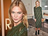 TORONTO, ON - SEPTEMBER 09:  Host Karlie Kloss attends the L'Oreal Paris TIFF kick-off VIP cocktail reception at Trump International Hotel & Tower on September 9, 2015 in Toronto, Canada.  (Photo by George Pimentel/WireImage)