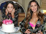 Mandatory Credit: Photo by Scott Kirkland/REX Shutterstock (5057784g)\n Courtney Sixx\n Courtney Sixx celebrates her 30th birthday at The Spa at Four Seasons Westlake Village, California, America - 08 Sep 2015\n \n