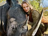 """Quotes: Uma Thurman on what it was like to be so close to a wild creature of that size: ?I was so moved.  I was just breathing in the dearness of her.?   Thurman on what the rescue experience is like: ?It?s a spiritual, surreal experience, to have subdued, without stress, such a prehistoric animal.  To hear its deep breaths, to smell it, to touch its skin ? even a rhino has soft bits.  To see how delicate they really are, how vulnerable.  There is the obvious excitement of it all, but also a quietness in the midst of all the panic.?    On what she learned from this experience and why she believes in making an effort and how there is hope: ?I think so many of us feel that there is no point ? Who are we? What can we do?  There are so many dire situations, and it?s all out of our control.  And there is sort of truth to that.  But what I learned in Africa is that one must make an effort anyway.  Because you just don?t know.  Until the story is concluded, there is always hope.""""   Her thoug"""