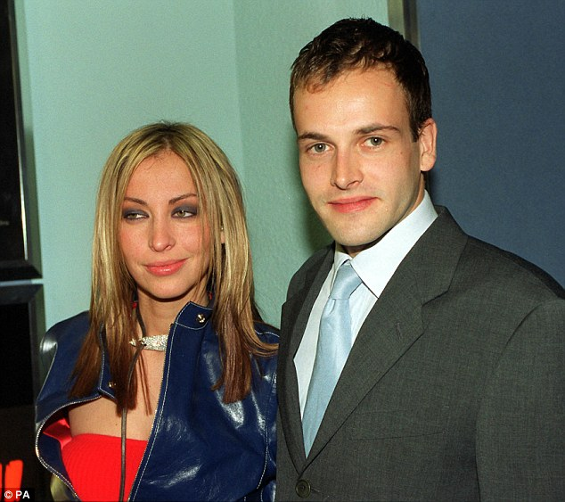 He then enjoyed a high-profile romance with Natalie Appleton from All Saints