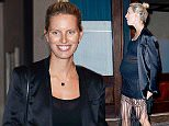 Mandatory Credit: Photo by ACE Pictures/REX Shutterstock (5060092f)  Karolina Kurkova  Karolina Kurkova out and about in New York, America - 09 Sep 2015