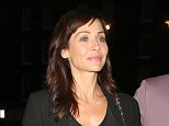 LONDON, ENGLAND - AUGUST 25:  Natalie Imbruglia is seen at the Chiltern Firehouse on August 25, 2015 in London, England.  (Photo by Mark Robert Milan/GC Images)