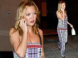 Mandatory Credit: Photo by ACE Pictures/REX Shutterstock (5058058g)  Kate Hudson  Kate Hudson out and about, New York, America - 09 Sep 2015
