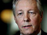 """Northern Ireland First Minister Peter Robinson who today indicated he was prepared to resign unless there was a judicial inquiry into the collapse of the John Downey case, saying: """"I have to say quite frankly that I am not prepared to be the first minister of a government that is kept in the dark on matters that are relevant to what we are doing.   PRESS ASSOCIATION Photo. Issue date: Wednesday February 26, 2014. See PA story POLICE HydePark. Photo credit should read: Brian Lawless/PA Wire.  File photo dated 10/01/14."""