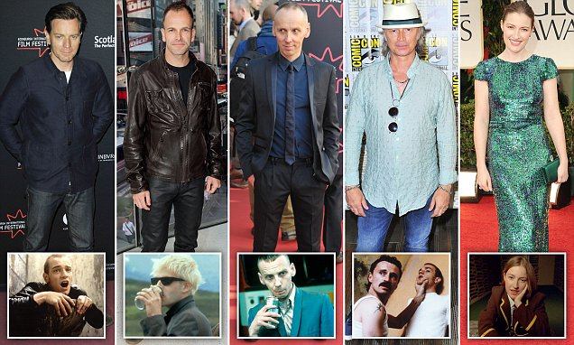 What happened to the Trainspotting stars 20 years after the first film