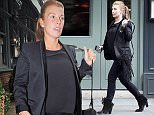 8.SEPT.2015 - LONDON - UK **EXCLUSIVE ALLROUND PICTURES** PREGNANT COLEEN ROONEY PICTURED LEAVING THE IVY RESTAURANT IN CHELSEA AFTER ENJOYING LUNCH WITH FRIENDS AND FAMILY, COLEEN THAN WENT ONTO WEMBLEY STADIUM TO WATCH HUSBAND WAYNE ROONEY BREAK THE ENGLAND GOAL SCORING RECORD. BYLINE MUST READ : XPOSUREPHOTOS.COM ***UK CLIENTS - PICTURES CONTAINING CHILDREN PLEASE PIXELATE FACE PRIOR TO PUBLICATION*** UK CLIENTS MUST CALL PRIOR TO TV OR ONLINE USAGE PLEASE TELEPHONE 0208 344 2007