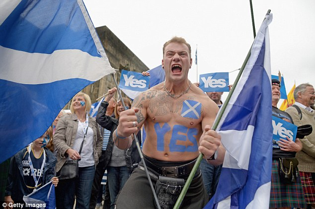 Polls suggest that a majority of Scots will say ¿No Thanks¿ to independence