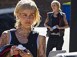 1 SEPTEMBER 2015 SYDNEY AUSTRALIA\nEXCLUSIVE PICTURES\nIsabel Lucas pictured on set of SVF1 with Daniel Macpherson.