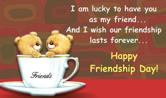 Happy Friendship Day sweet pics