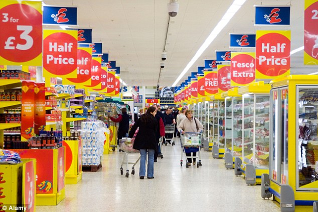 Overhaul: Tesco plans include slashing prices and dismantling the controversial system of demanding payments from suppliers