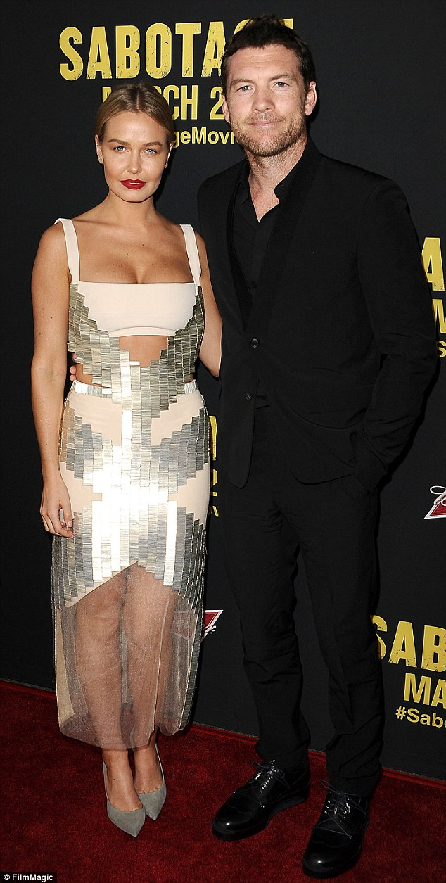 Power couple: The model and actor have had their private lives in the public eye since their pairing in 2013