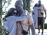 6.SEPT.2015 - BEVERLY HILLS - USA..**EXCLUSIVE ALL ROUND PICTURES**..CROONER SEAL SEEN HOLDING HANDS AND KISSING THE FOREHEAD OF HIS DELIRIOUSLY HAPPY GIRLFRIEND ERICA PACKER. THE HAPPY COUPLE LEFT A MANSION IN THE HILLS AFTER SOME LABOR DAY PARTYING WITH EX HEIDI KLUM. ERICA'S LOOSE MATERNAL STYLE DRESS NOTHING TO DISPEL RUMORS THAT SHE IS EXPECTING A CHILD WITH SEAL...BYLINE MUST READ: XPOSUREPHOTOS.COM..***UK CLIENTS - PICTURES CONTAINING CHILDREN PLEASE PIXELATE FACE PRIOR TO PUBLICATION ***..*UK CLIENTS MUST CALL PRIOR TO TV OR ONLINE USAGE PLEASE TELEPHONE 0208 344 2007*
