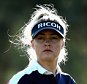 DUBAI, UNITED ARAB EMIRATES - DECEMBER 10:  A portrait of Charley Hull of England during the first round of the Omega Dubai Ladies Maters on the Majlis Course at the Emirates Golf Club on December 10, 2014 in Dubai, United Arab Emirates.  (Photo by Warren Little/Getty Images)