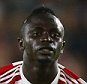 SOUTHAMPTON, ENGLAND - AUGUST 20:  Sadio Mane of Southampton reacts during the UEFA Europa League Play Off Round 1st Leg match between Southampton and FC Midtjylland at St Mary's Stadium on August 20, 2015 in Southampton, England.  (Photo by Catherine Ivill - AMA/Getty Images)